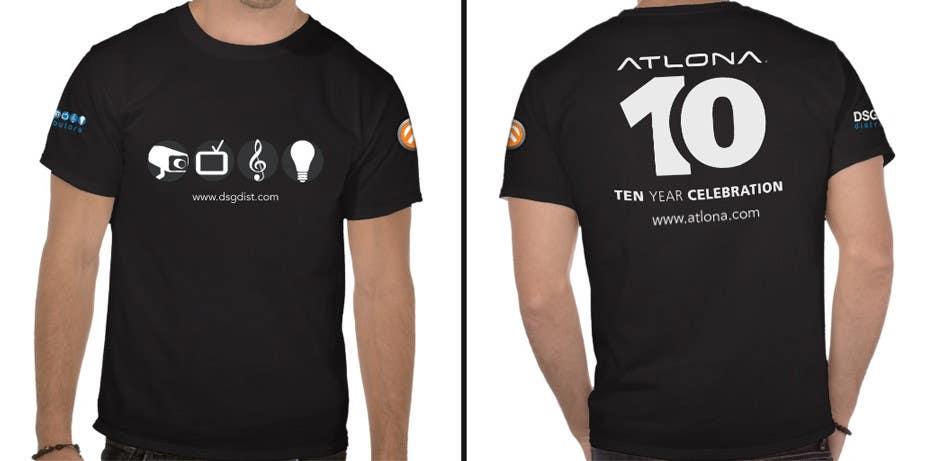 Penyertaan Peraduan #9 untuk Design a T-Shirt for T-Shit