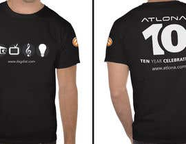 nº 9 pour Design a T-Shirt for T-Shit par umapomba