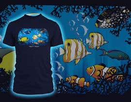 #338 , MULTIPLE WINNERS - Design a T-Shirt for Reef Aquarium Hobbyists 来自 antonioriveroccs
