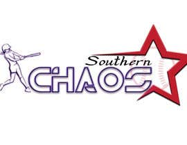 #64 para Design a Logo for Southern Chaos softball team por banryuu