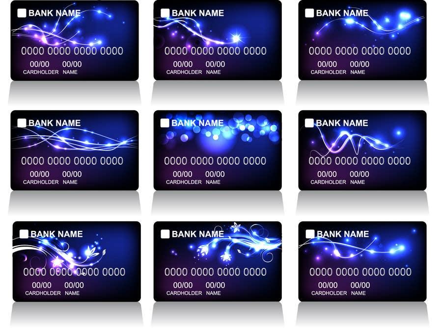 Penyertaan Peraduan #3 untuk Design in Flash for Credit Cards