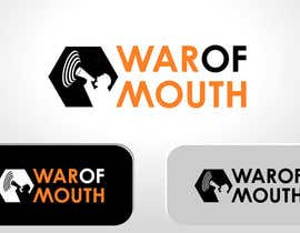 #69 for Design a Logo for WarOfMouth by creativdiz