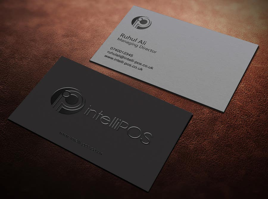 Entry #70 by gogoimouchumi15 for Design some Business Cards for tech ...