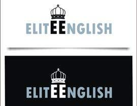 nº 165 pour Design a Logo for Elite English par indraDhe