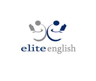 #98 for Design a Logo for Elite English by rabehwinner