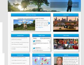 finwaretech tarafından Design a Wordpress Site for Travel Blog için no 22