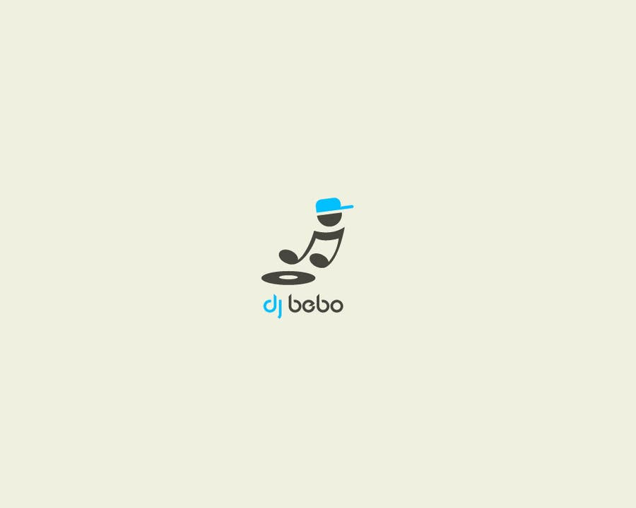 #351 for -> Logo Design for upcoming DJ from Germany by AlbertiDesign