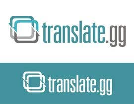 #134 cho Design a Logo for Translate.gg bởi noelniel99