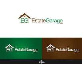 nº 83 pour EstateGarage.com - A Professional Logo Design Contest par designrider