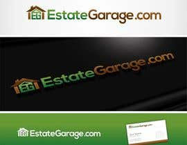 nº 18 pour EstateGarage.com - A Professional Logo Design Contest par CandraCreative