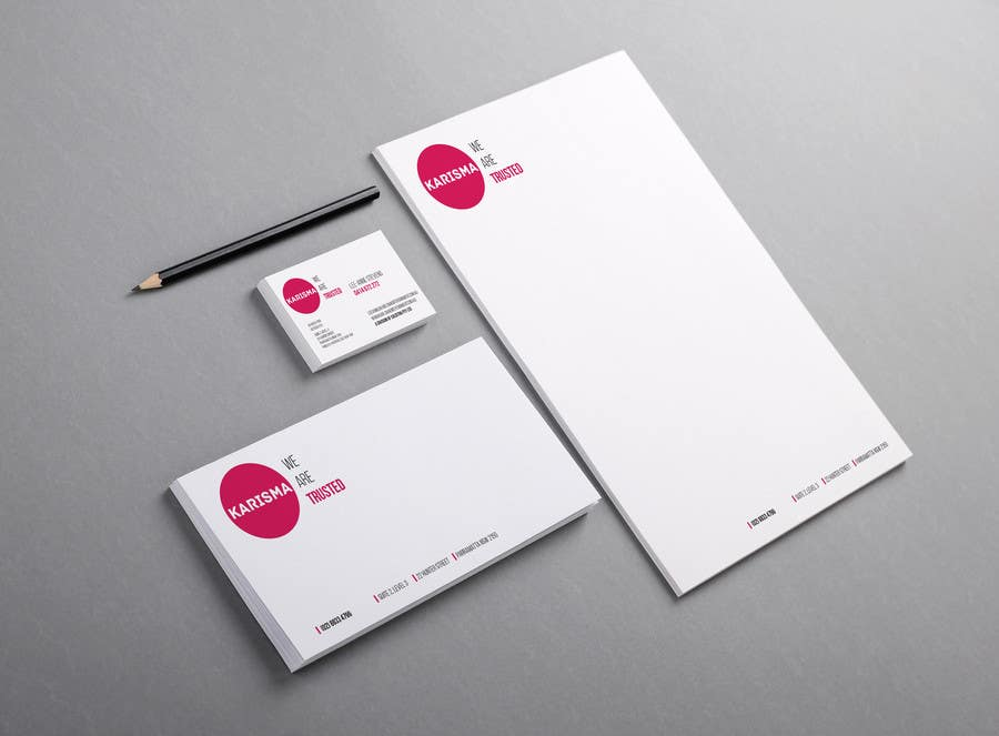 Entry #2 by kopach for Design Stationery Letterhead | Business Card ...