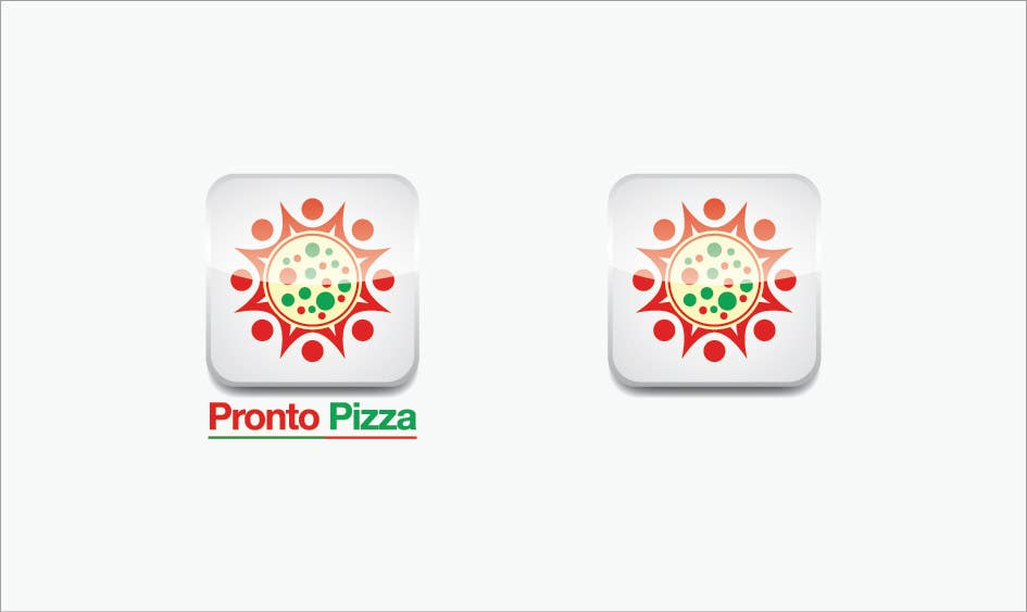 #252 for Logo Design for pronto pizza web site by chithrarahul