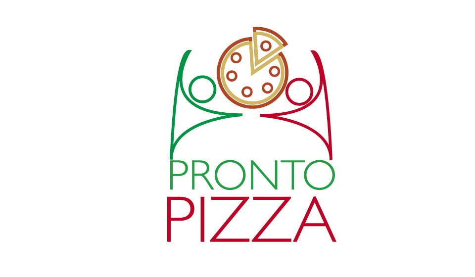#161 for Logo Design for pronto pizza web site by LucianCreative