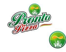 #271 para Logo Design for pronto pizza web site por shobbypillai