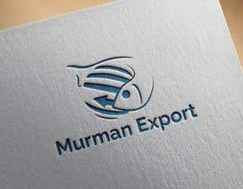 #46 for Design logo for fish export company by sfdesigning12
