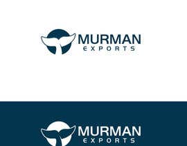 #54 for Design logo for fish export company by waqar9999
