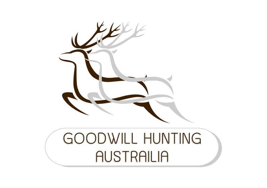 Bài tham dự cuộc thi #                                        8                                      cho                                         Design a Logo for Hunting Ecommerce business