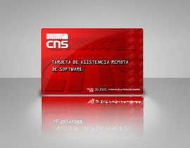 #5 para Crear diseño de impresión y presentación Credit Card Style de beltranbg