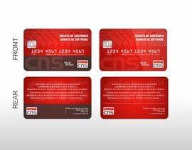 #3 para Crear diseño de impresión y presentación Credit Card Style de corradoenlaweb
