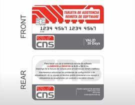 #4 para Crear diseño de impresión y presentación Credit Card Style de corradoenlaweb