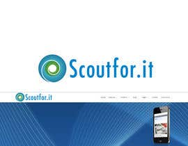 #23 para Design a Logo for http://scoutfor.it por speedpro02