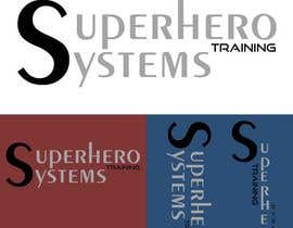 "nº 21 pour Design a Logo for ""Superhero Training Systems"" par Siddhant7Saxena"