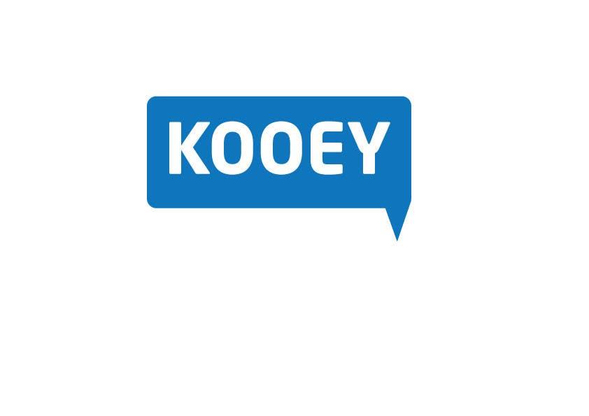 Bài tham dự cuộc thi #14 cho Design a Logo for KOOEY