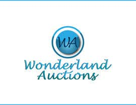 #37 for Design a logo for Wonderland Auctions af mirceabaciu