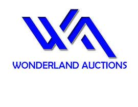 #11 for Design a logo for Wonderland Auctions by ht115emz