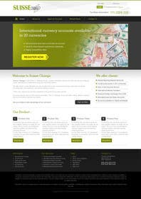 #19 para Redesign the front page and concept for an existing website por kreativeminds