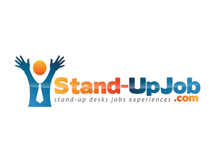 Bài tham dự cuộc thi #                                        79                                      cho                                         Design a Logo for Stand-UpJob.com