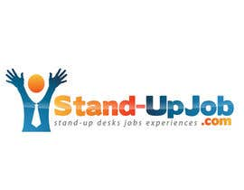 #79 for Design a Logo for Stand-UpJob.com af inspirativ