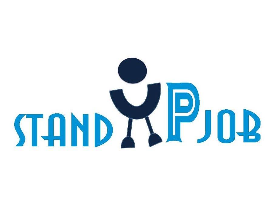 Bài tham dự cuộc thi #                                        71                                      cho                                         Design a Logo for Stand-UpJob.com