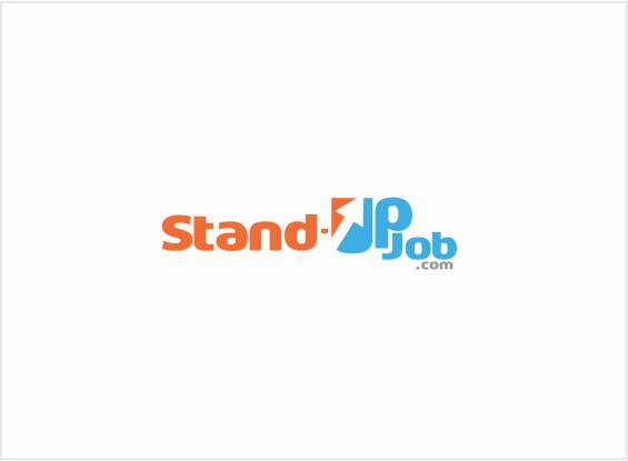 Bài tham dự cuộc thi #                                        82                                      cho                                         Design a Logo for Stand-UpJob.com