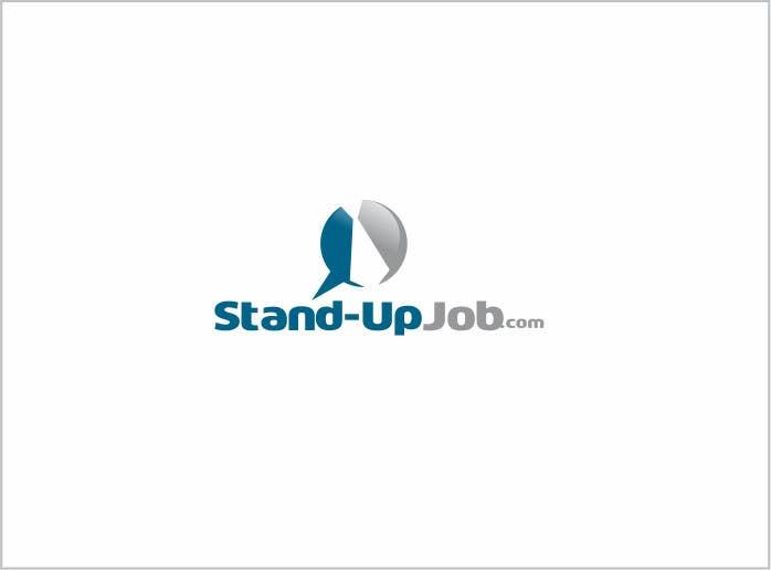 Bài tham dự cuộc thi #                                        83                                      cho                                         Design a Logo for Stand-UpJob.com