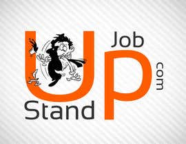 #69 for Design a Logo for Stand-UpJob.com by ajdinkadic