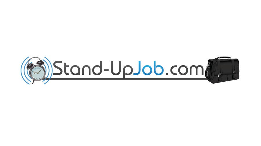 Bài tham dự cuộc thi #                                        46                                      cho                                         Design a Logo for Stand-UpJob.com