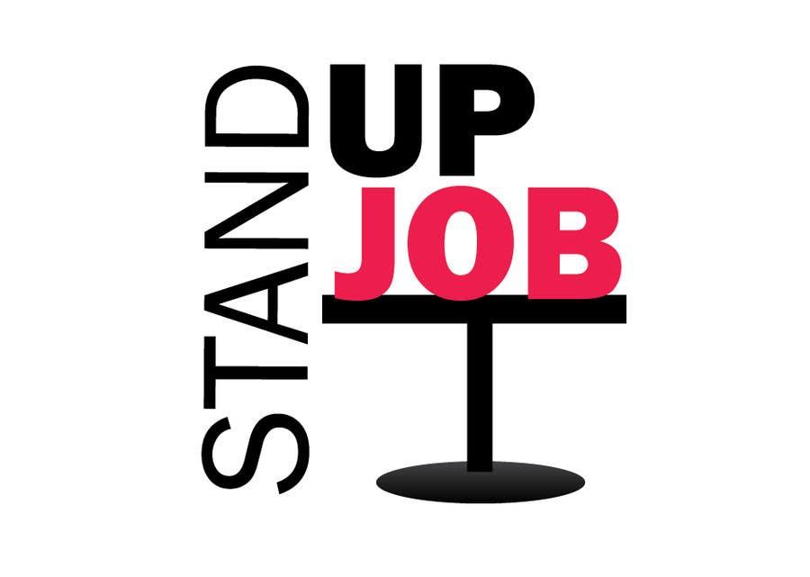 Bài tham dự cuộc thi #                                        87                                      cho                                         Design a Logo for Stand-UpJob.com