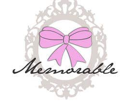 "#58 para Design logo for ""Memorable Wedding.me"" por caronel"