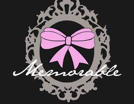 "#59 para Design logo for ""Memorable Wedding.me"" por caronel"