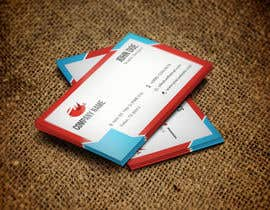 #34 for Create Business Cards for Technology Company by Zeshu2011