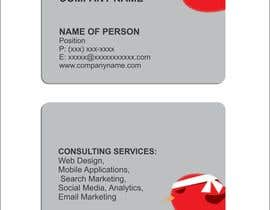 nº 13 pour Create Business Cards for Technology Company par jinupeter