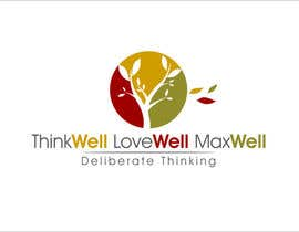 #21 para Logo for ThinkWell LoveWell MaxWell por taganherbord