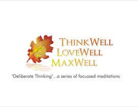 #42 para Logo for ThinkWell LoveWell MaxWell por ariekenola