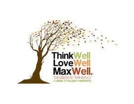 #25 para Logo for ThinkWell LoveWell MaxWell por maisieeverett