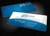 Bài tham dự #304 về Graphic Design cho cuộc thi Business Card Design for SCOJA Technology Partners