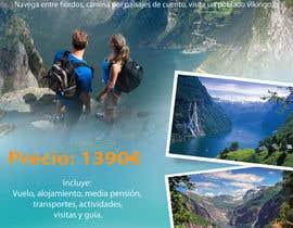 #19 untuk Poster  design for trips around Norway oleh jassna