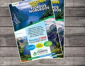 #61 untuk Poster  design for trips around Norway oleh agkuriyodu2016