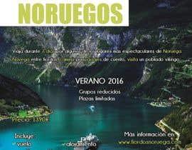 #65 untuk Poster  design for trips around Norway oleh vigs01