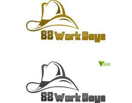 nº 135 pour Design a Logo for work88days par NabilEdwards
